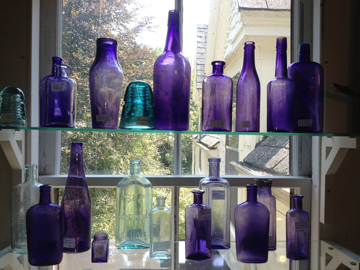 The Purple Bottle Story